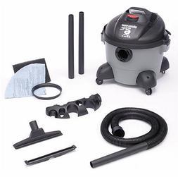 Shop-Vac 5850600 6-Gallon 3.0 Peak HP Quiet Plus Series Wet/