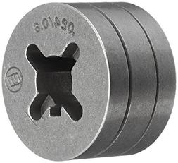 Hobart 202925 0.024 and 0.030-0.035 Drive Roll V-Groove for