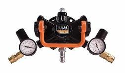 Industrial Air 041-0099IC H4X Remote Air Hub Orange