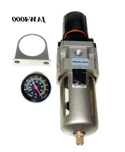 "1/2""  NPT Compressed Air Filter / Pressure  Regulator Combo"
