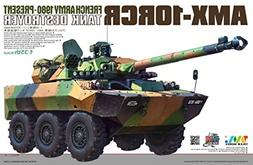 Tiger Model 1/35 French AMX-10RCR Tank destroyer