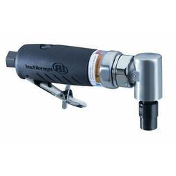 1/4 in. angle die grinder   ingersoll air edge series black