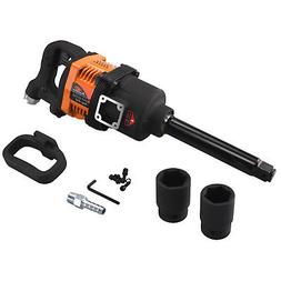 "1"" Air Impact Wrench Gun Long Shank Heavy Duty Commercial Tr"