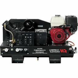 3-in-1 Air Compressor/Generator/Welder with Honda Engine - M