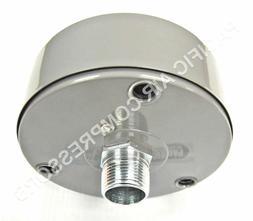 1'' Air Compressor Intake Filter Silencer Metal ''USA Made''