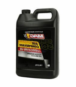1 Gallon Gal ISO-100 Non Detergent Air Compressor Oil Lube J