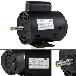1 HP Air Compressor Electric Motor 56 Frame 3485 RPM Single