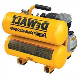 1.1 HP 4 Gallon Oil-Lube Hand Carry Air Compressor