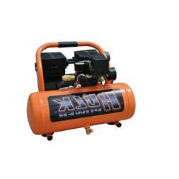 1 HP Quiet Portable Air Compressor, 120 PSI, 2 Gallon, HULK