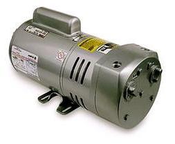 Gast 1 HP Rotary Vane Pond Aerator Air Compressor RV100 115