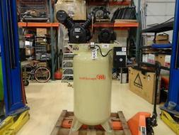 1 NEW INGERSOLL RAND 200V 80 GALLON 3-PHASE AIR COMPRESSOR 2