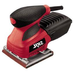 SKIL 7292-02 2.0 Amp 1/4 Sheet Palm Sander with Pressure Con