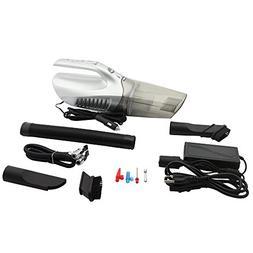 QILOVE 4 In 1 Portable Handheld Powerful Car Vacuum Cleaner