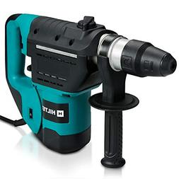 Hiltex 10513 1-1/2 Inch SDS Rotary Hammer Drill | Includes D