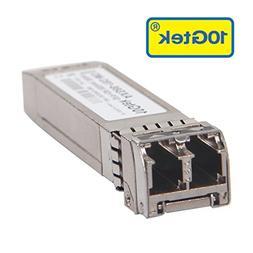 10Gtek for Mikrotik Compatible S+85DLC03D, 10Gb SFP+ Transce