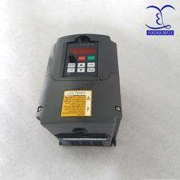 110V varible frequency drive inverter vfd 1.5KW 2HP 13A free