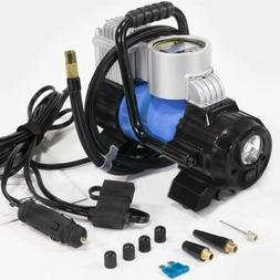 12 Volt Car Tire or Pool Inflatable Inflator Air Compressor