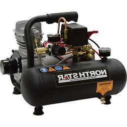 NorthStar 12 Volt Electric Air Compressor- 3/4 HP 1-Gallon T