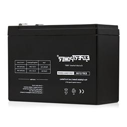12v 10Ah SLA Rechargeable Battery - F2 Terminals