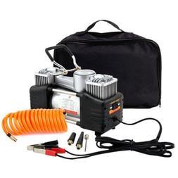 12V Car Portable Electric Air Compressor Tire Inflator Pump