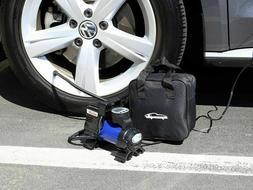 EPAUTO 🏁 12V DC Portable Air Compressor 🏁 Digital Tire