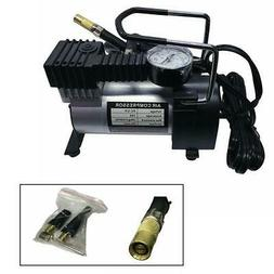 12V Portable Mini Air Compressor 150 PSI Auto Car Electric T