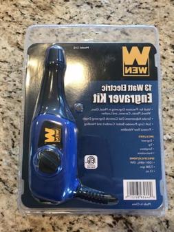 13 Watt Electric Plug In Engraver Engraving Kit Wen. New In