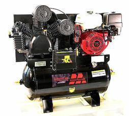 13HP HONDA GX390  - GAS DRIVE - SERVICE TRUCK 30 Gallons MEG