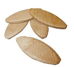 Lamello 144010 #10 Beechwood Biscuits / Plates 1000-Pieces