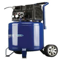 Ford 15 Gallon Silent Series Quiet Oil-Free Air Compressor,