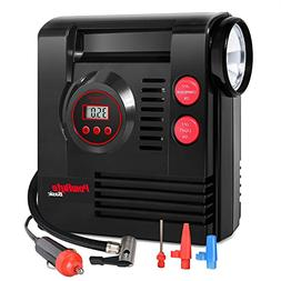 PowRyte 150PSI Ditital Electric Tire Inflator - 12-Volt Port