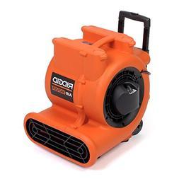 RIDGID 1625 CFM Air Mover Blower Fans Drying Floor heavy dut