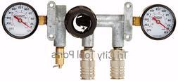 17793 RIDGID Air Compressor Regulator Manifold  Assembly **