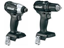 Makita 18 Volt Brushless Driver Drill 1/2 XFD11ZB & XDT15ZB