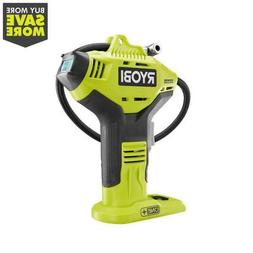18-Volt ONE+ Lithium-Ion Cordless High Pressure Inflator Dig