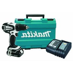 Makita 18V LXT 1/2 in. Compact Drill Driver Kit XFD01WSP Cer