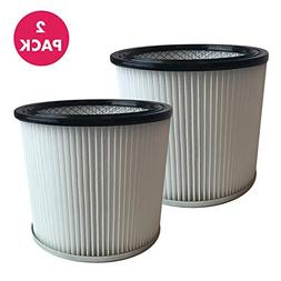 Think Crucial 2 Replacements for Shop-Vac Cartridge Filter F