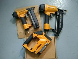 Bostitch 2 framing nailer  18 0 16.0 and air compressor stap