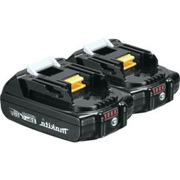 NEW 18V GENUINE BL1820B-2 2.0 AH Makita Batteries 18 Volt F