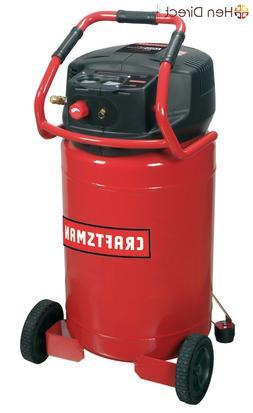 Craftsman 20 Gallon 1.8 HP Vertical Oil-Free Air Compressor