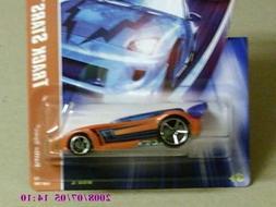 2008 Hot Wheels Track Stars Orange Battle Spec w/ OH5SPs #10