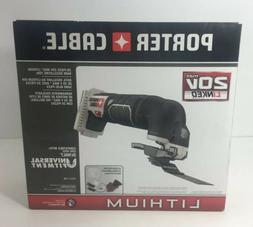 PORTER CABLE 20V MAX* Lithium Bare Oscillating Tool PCC710B