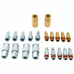 21pcs Air Compressor Accessories Kit w/Storage Case,1/4 in N