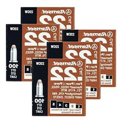 ITW Ramset 22CW Powder A Loads, For Powder Actuated Tools, B