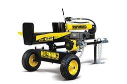 Champion 25-Ton Horizontal/Vertical Gas Log Splitter