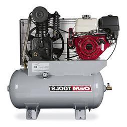 OEMTOOLS 26105 13HP 30 Gallon Honda Gas Powered Air Compress