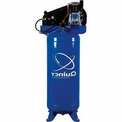 Quincy Single-Stage Air Compressor- 3.5 HP, 60-Gallon Vertic