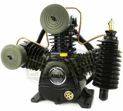 Puma 3 Cylinder 2 Two Stage Cast Iron Air Compressor Pump 15