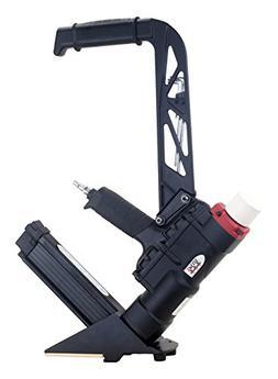 3 PLUS HFSNSP 2-in-1 Pneumatic Flooring Nailer/Stapler