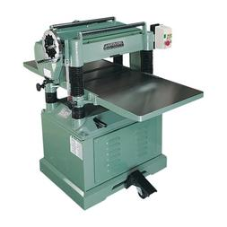 General International 30-300HCM1 5 HP 20-Inch Planer with He